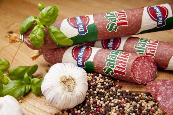 Die Neudorfer - Salami; Salami Italia kurz