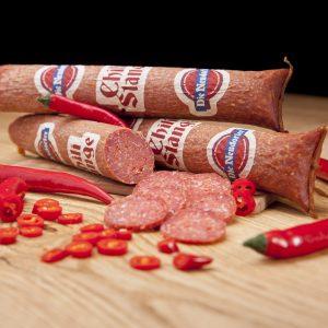 Die Neudorfer - Salami; Chilistange